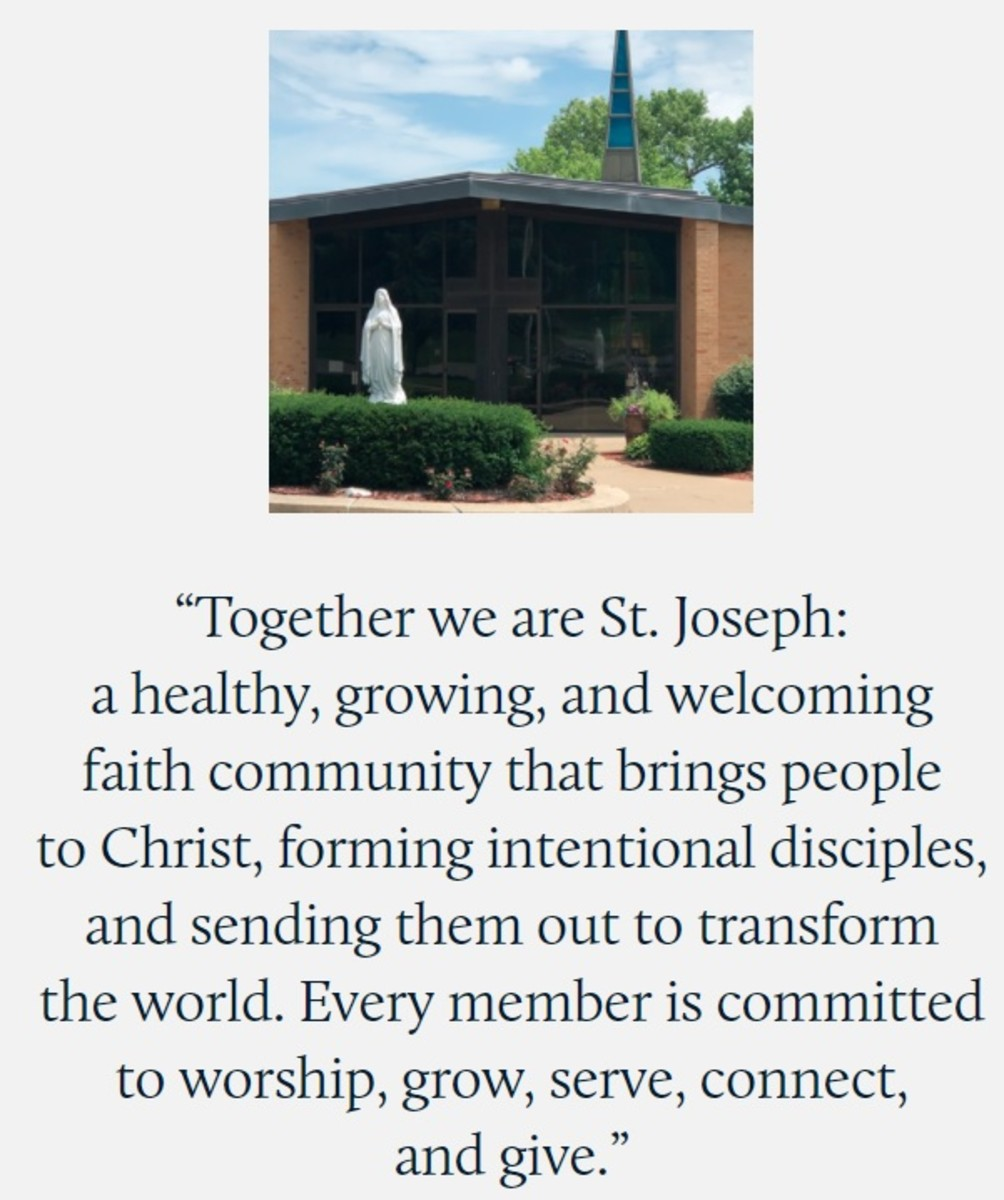 St. Joseph Catholic Church Des Moines