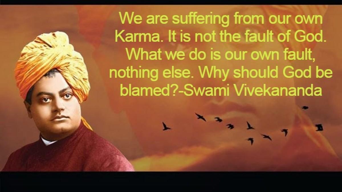 Karma Yogi Swami Vivekananda