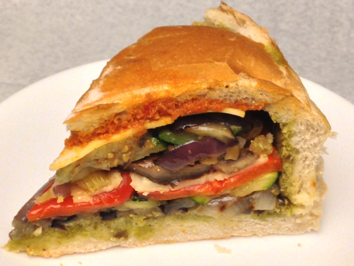 Veggie Sandwiches- Over 50 Sandwiches without Meat