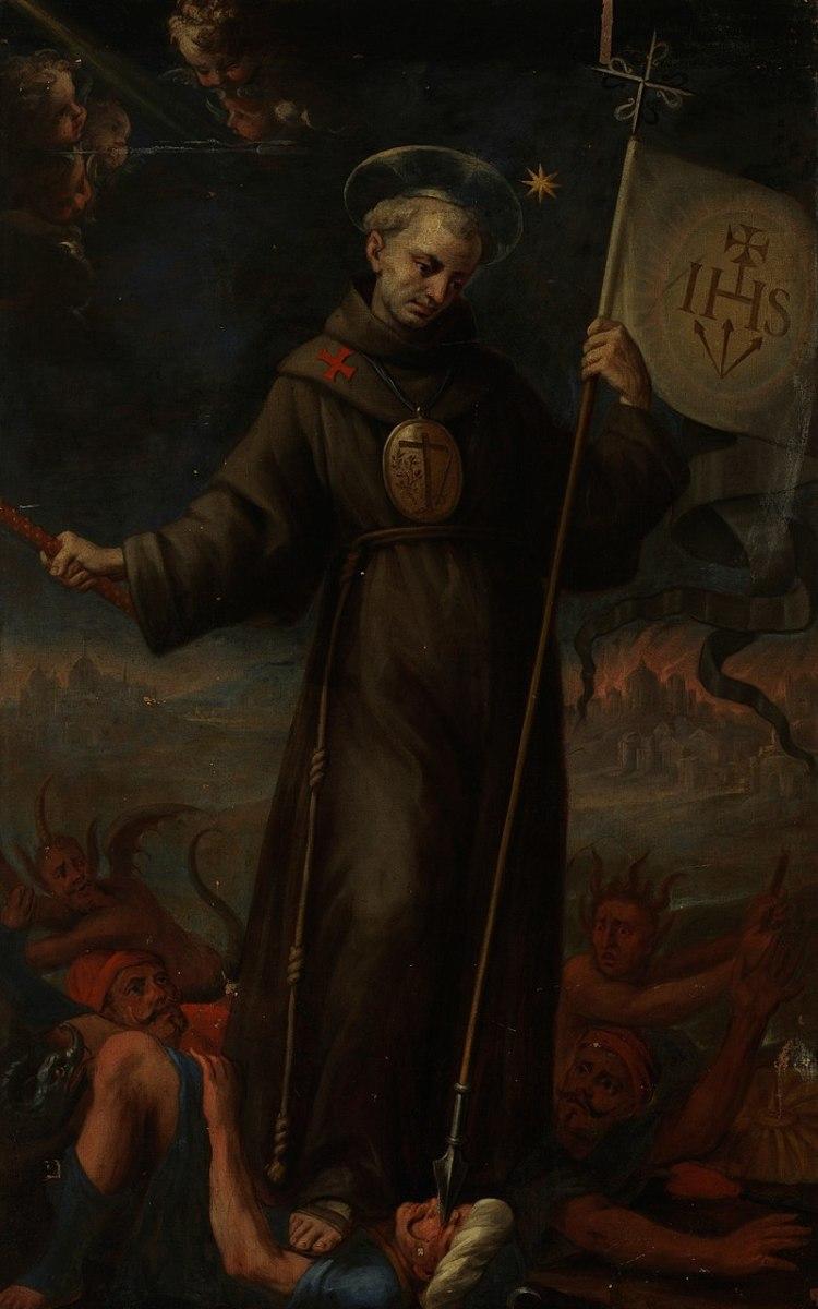 Painting of Saint John of Capistrano