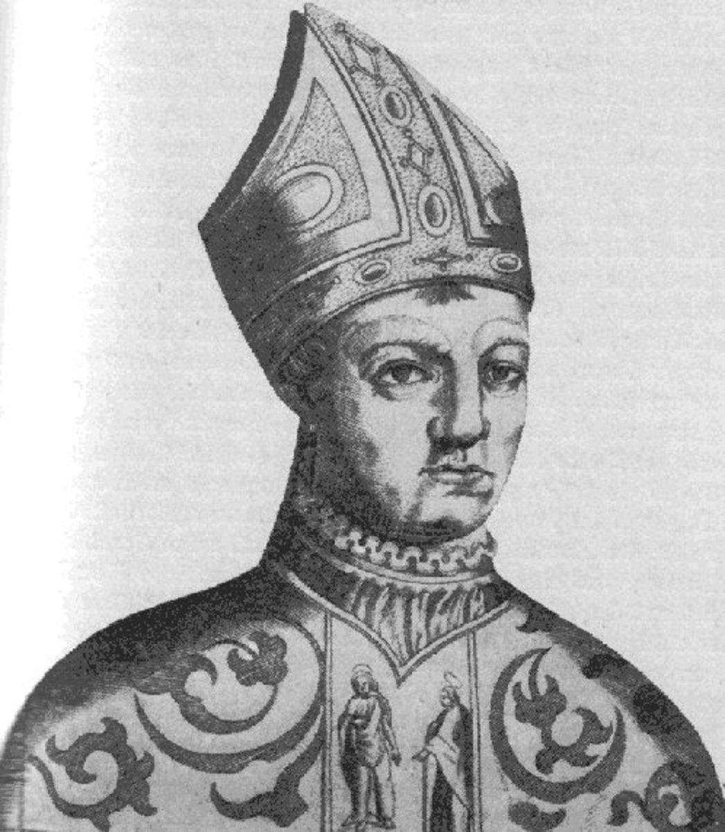 POPE JOHN XXIII (1410-1415)