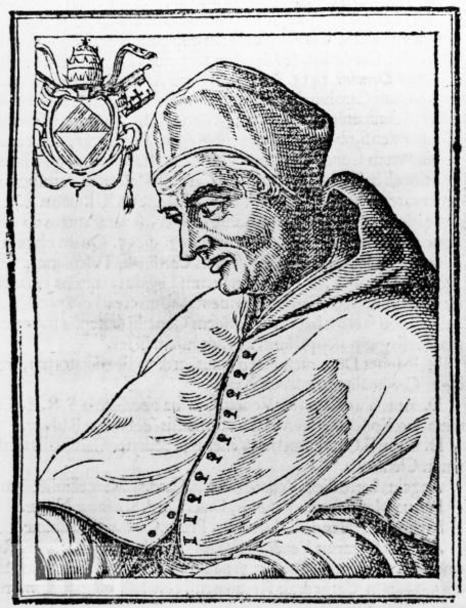 POPE GREGORY XII (1406-1415)