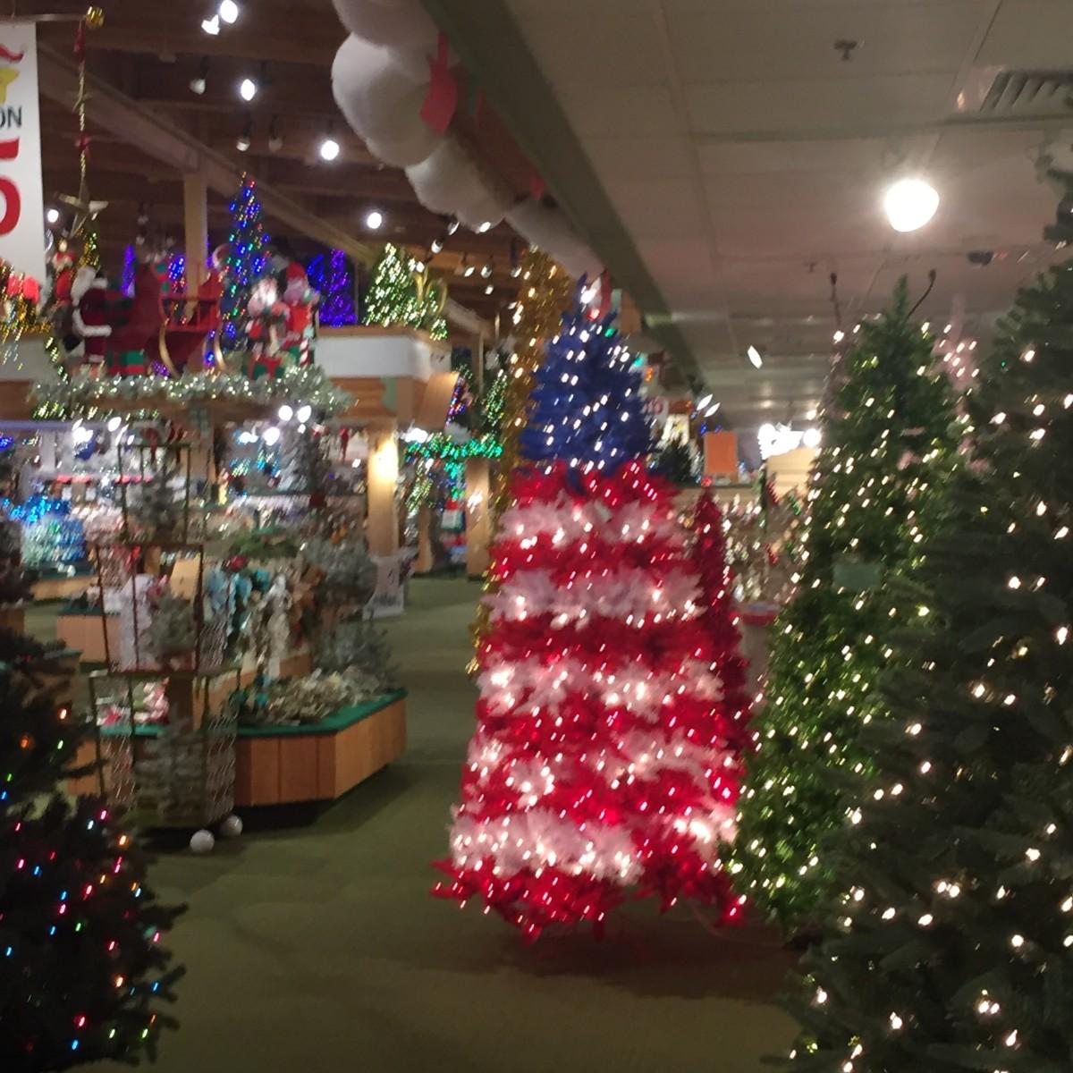 God bless America and God bless Christmas