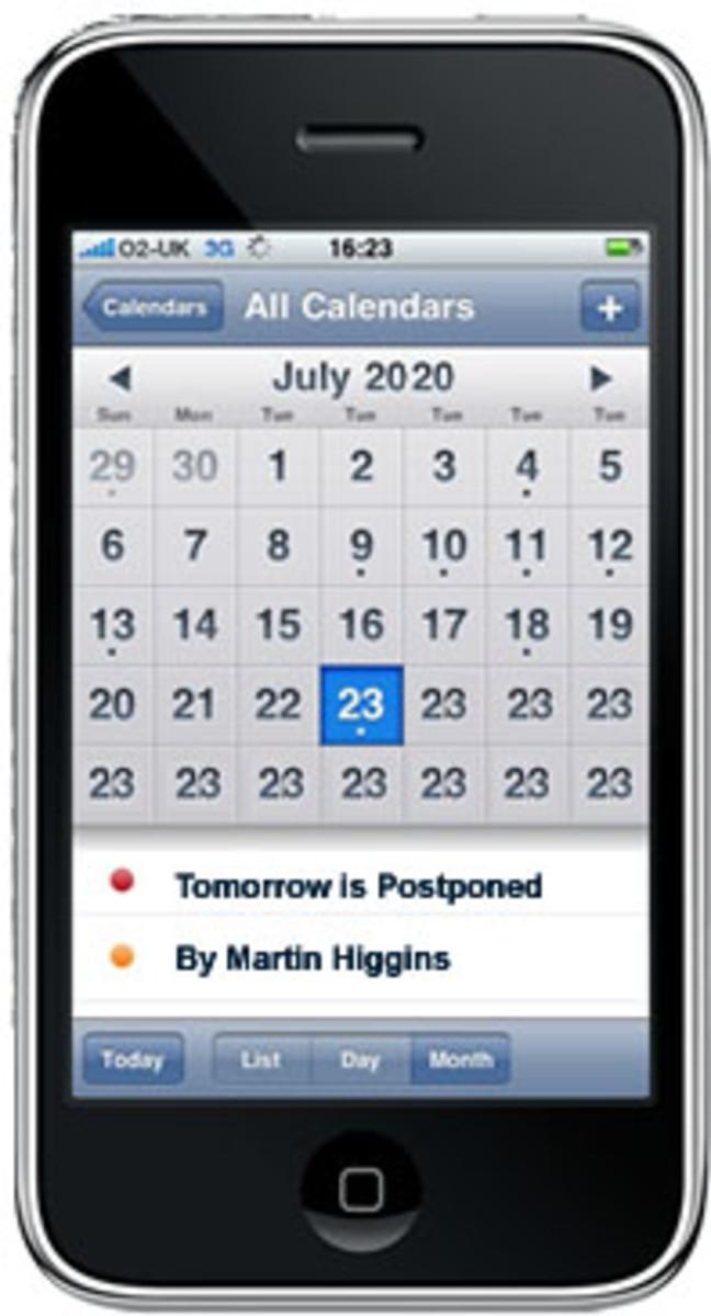 Short Story: Tomorrow is Postponed