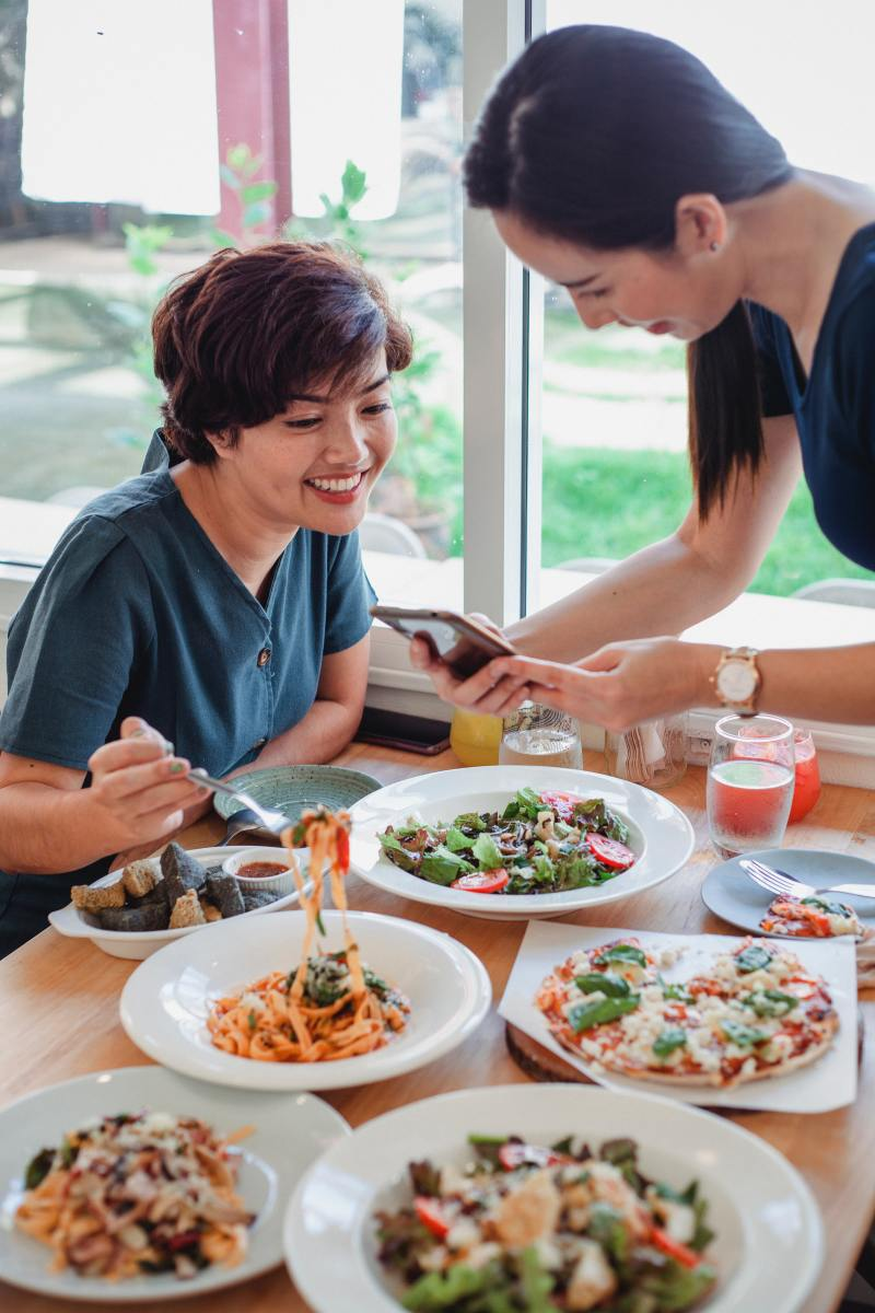 Eating one meal a day is not a starvation diet, and doesn't have to be a lonely experience.