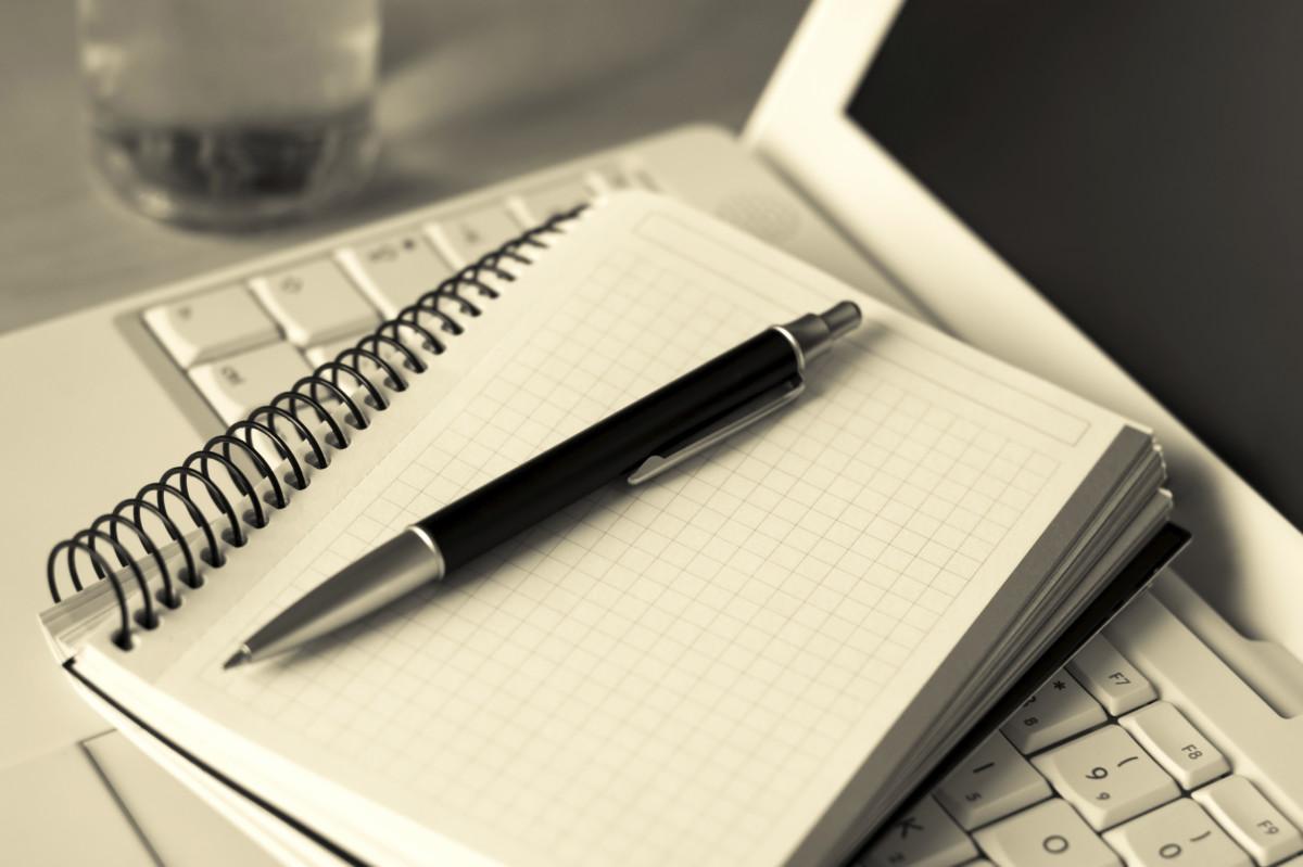 A writer's choice