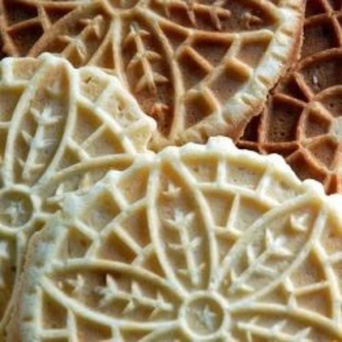 Pizzelles by
