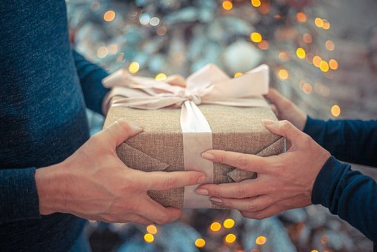 Holiday sleep gift for your spouse