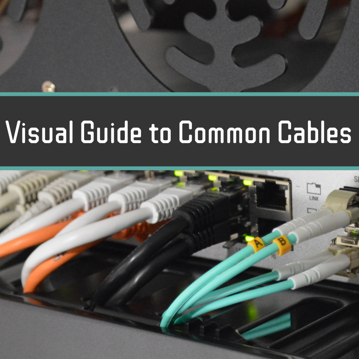 There are so many different types of cables. Learn more about which is which and what each one does.