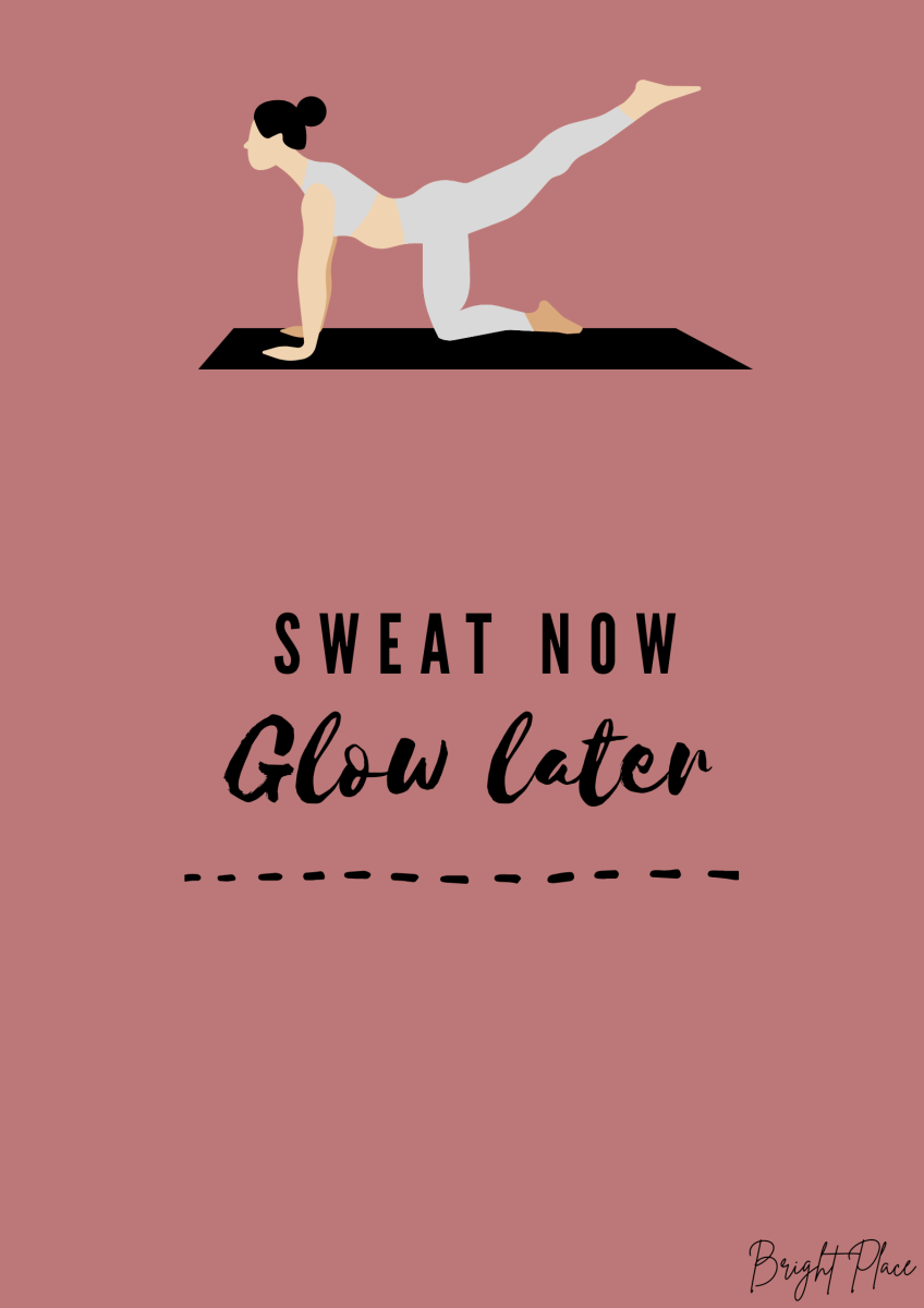 Workout Motivation Quotes/ Home workout Quotes/ Motivation Quotes/ Sweat Now Glow later