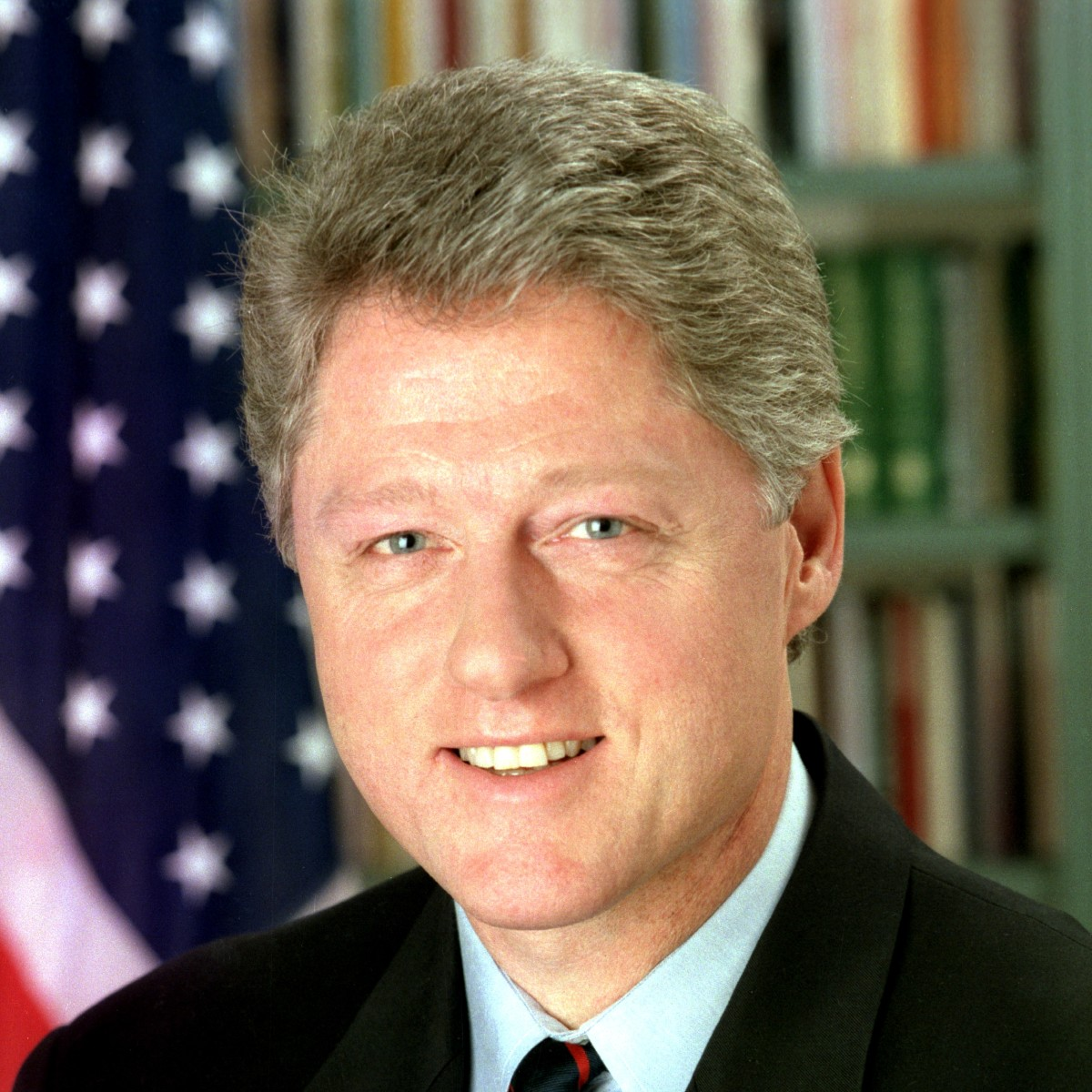 """There's a government inside the government, and I don't control it."" - President Bill Clinton"