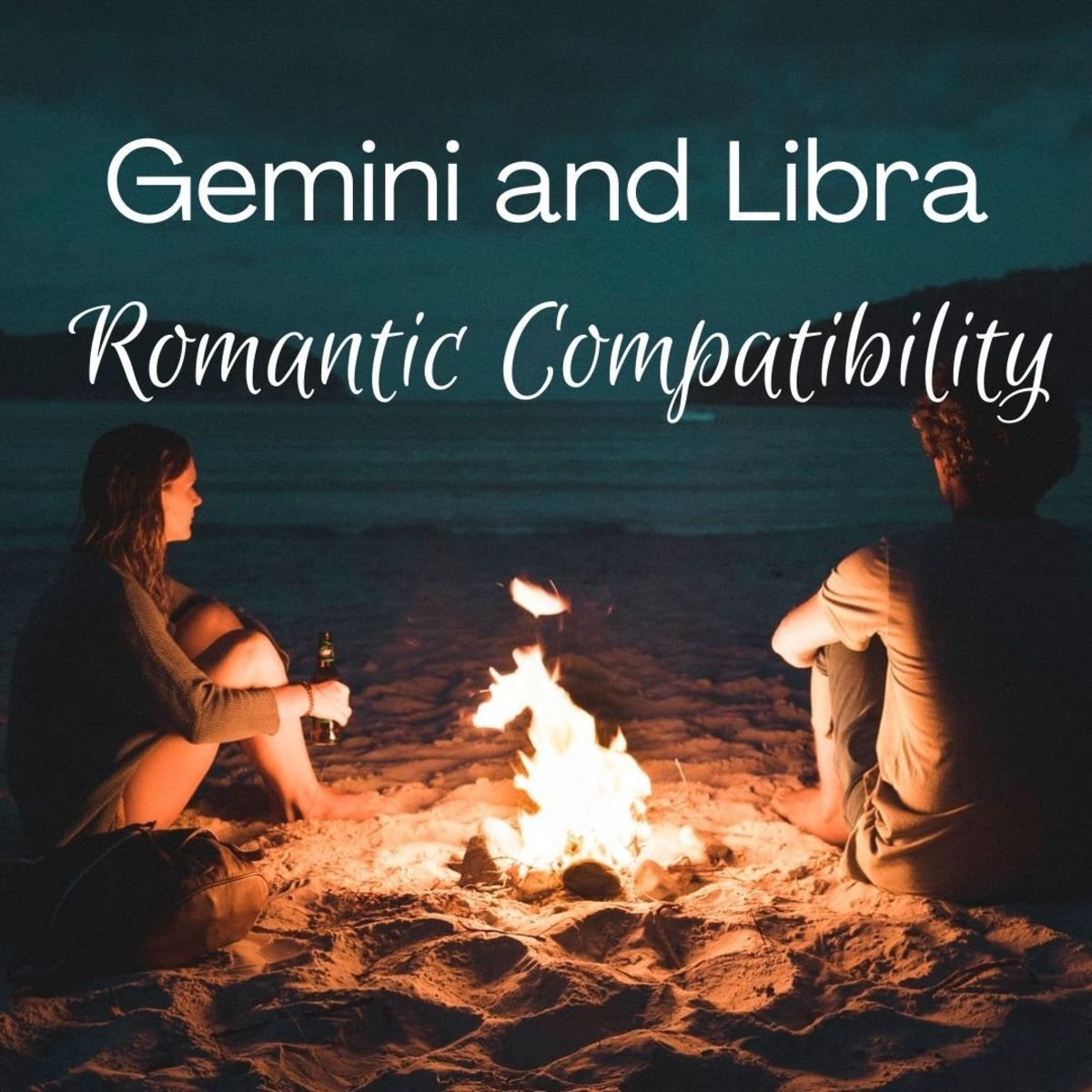 Gemini and Libra share an enlightening spark that helps keep their attraction and commitment to each other alive.