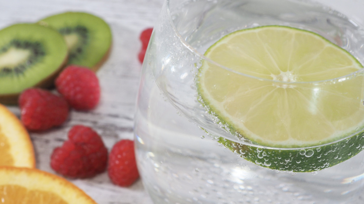 Adding fruit to your water is a great way to naturally flavor it. Keep in mind that most store-bought products have some form of artificial flavoring.