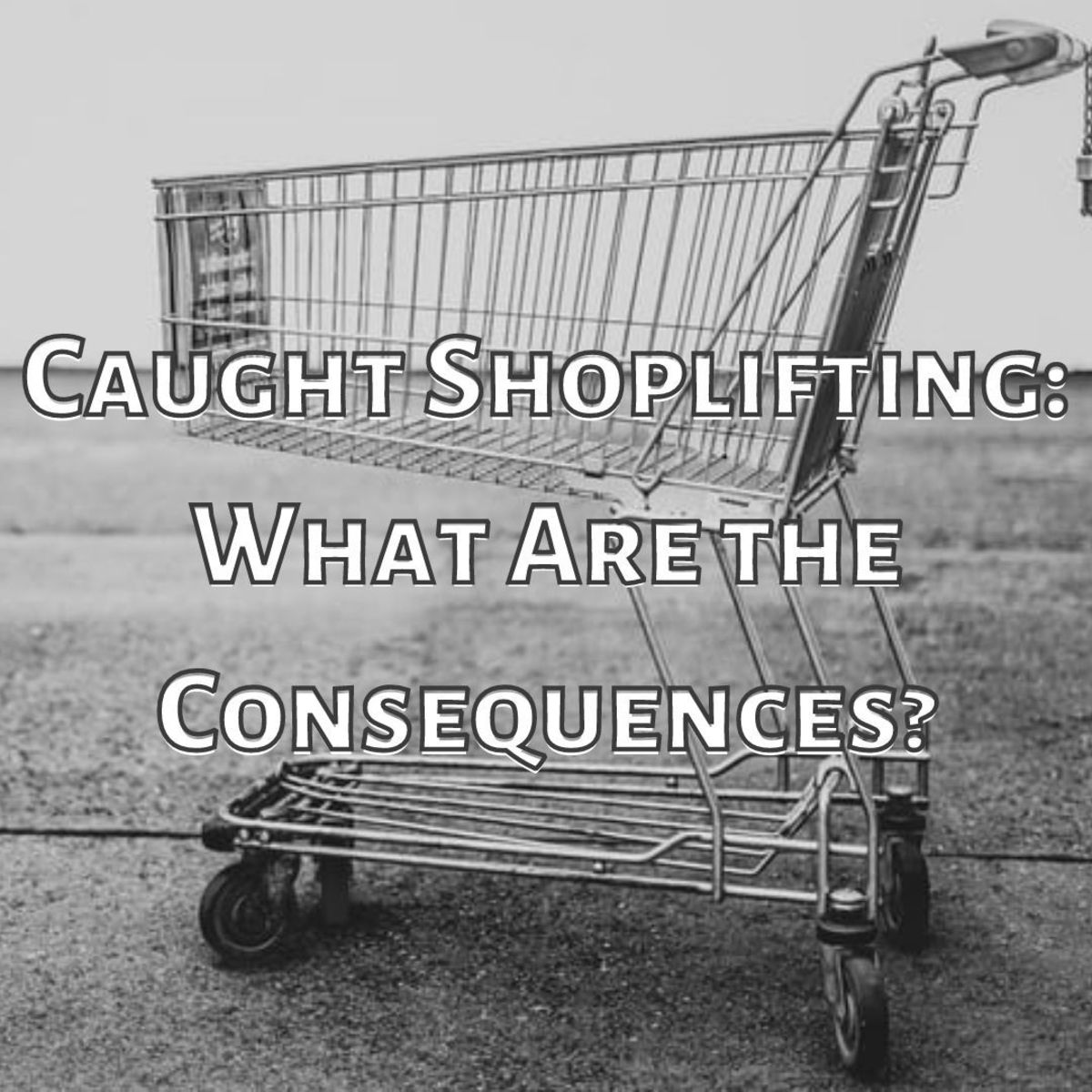 Shoplifting is a serious crime, but some people do it for fun.