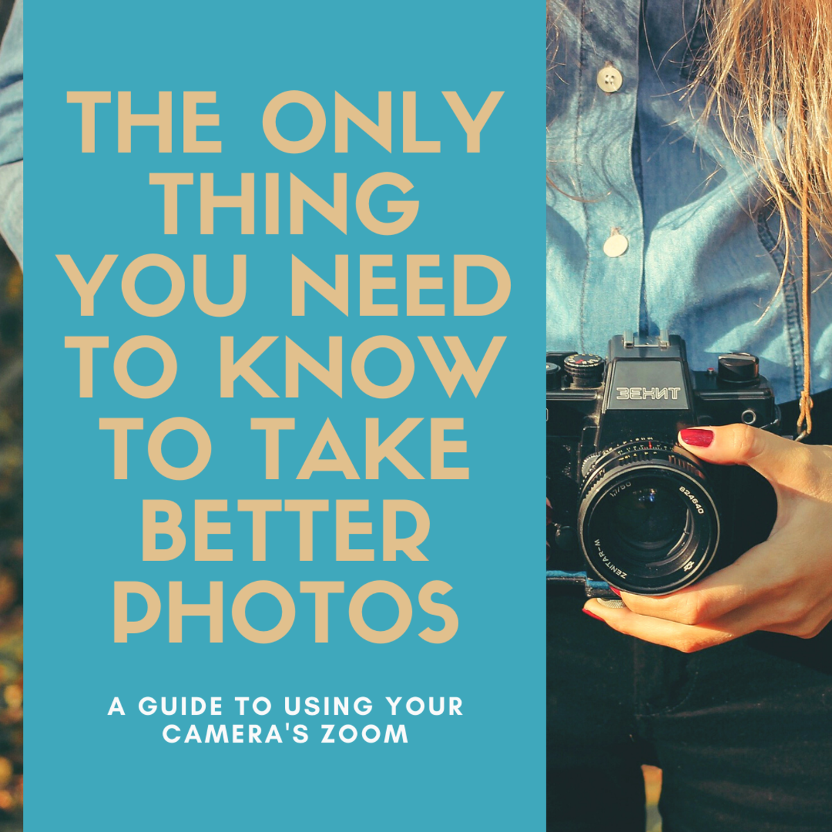 Become a better photographer with these easy tips.