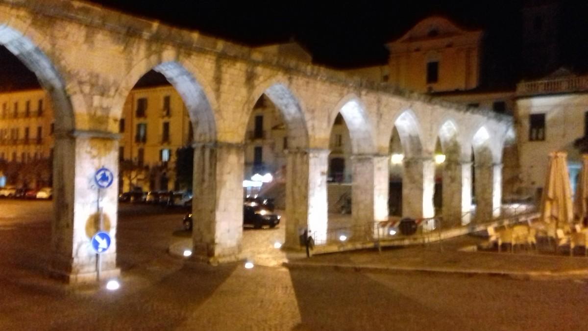 Acquedotto Medievale in Sulmona.
