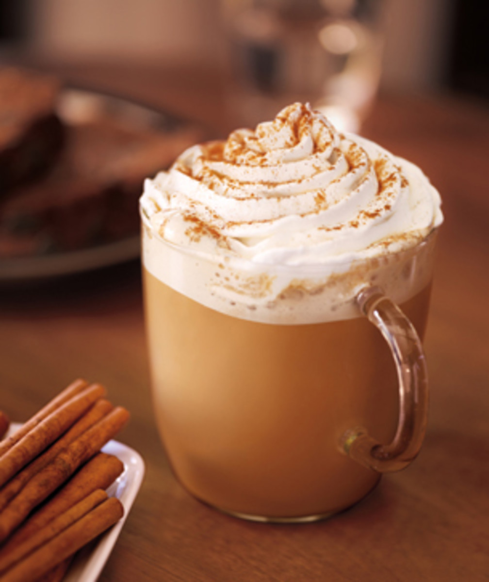 Starbucks Drink Guide Lattes Delishably