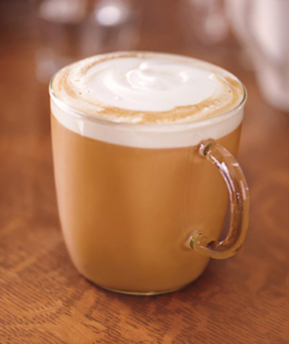 Starbucks Drink Guide: Lattes