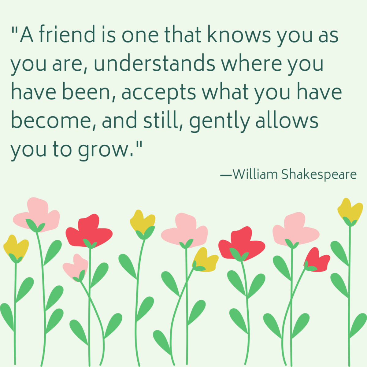If you still can't seem to find the right words to thank your friend, let these quotes speak for you.