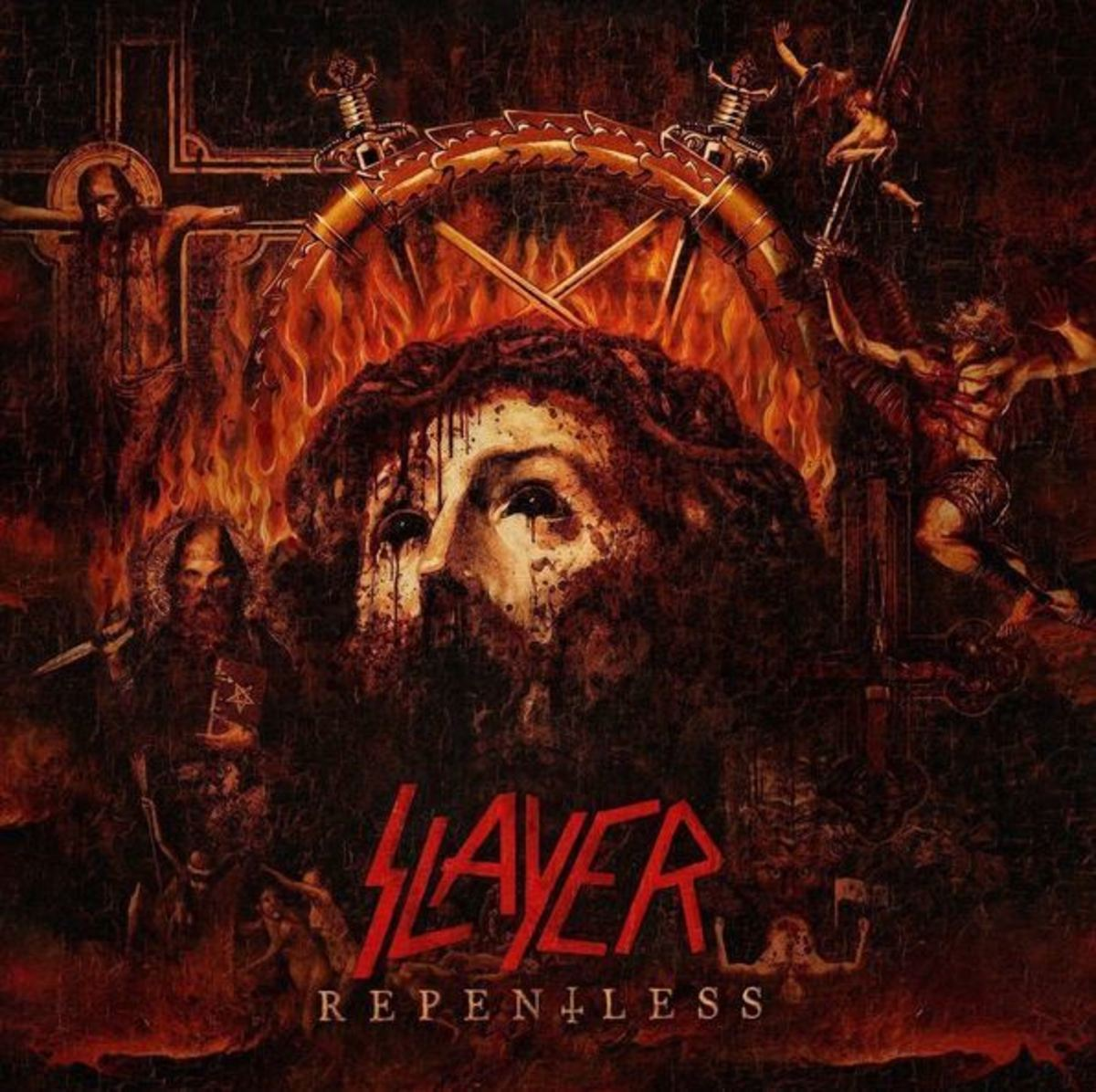"""""""Repentless"""" CD cover"""