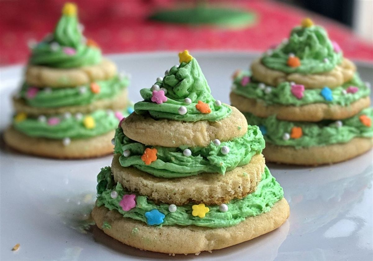 These cookie trees are delicious!