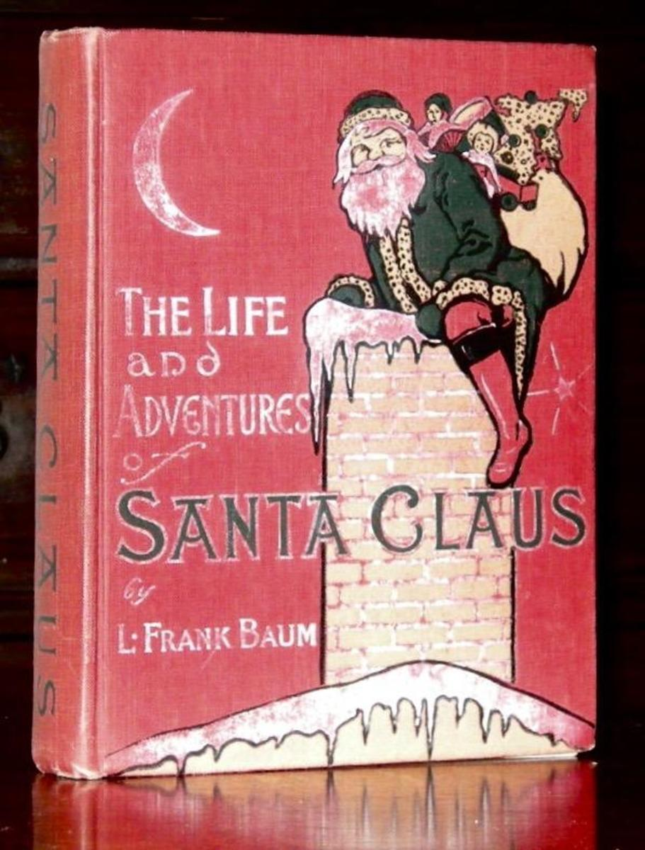 For their final Animagic special, Rankin/Bass took inspiration from an out-of-print Christmas story written by Oz scribe L. Frank Baum.