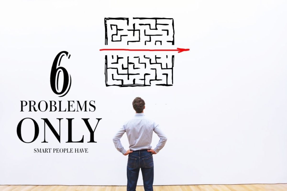 6 Problems Of Smart People Which Nobody Can't Understand
