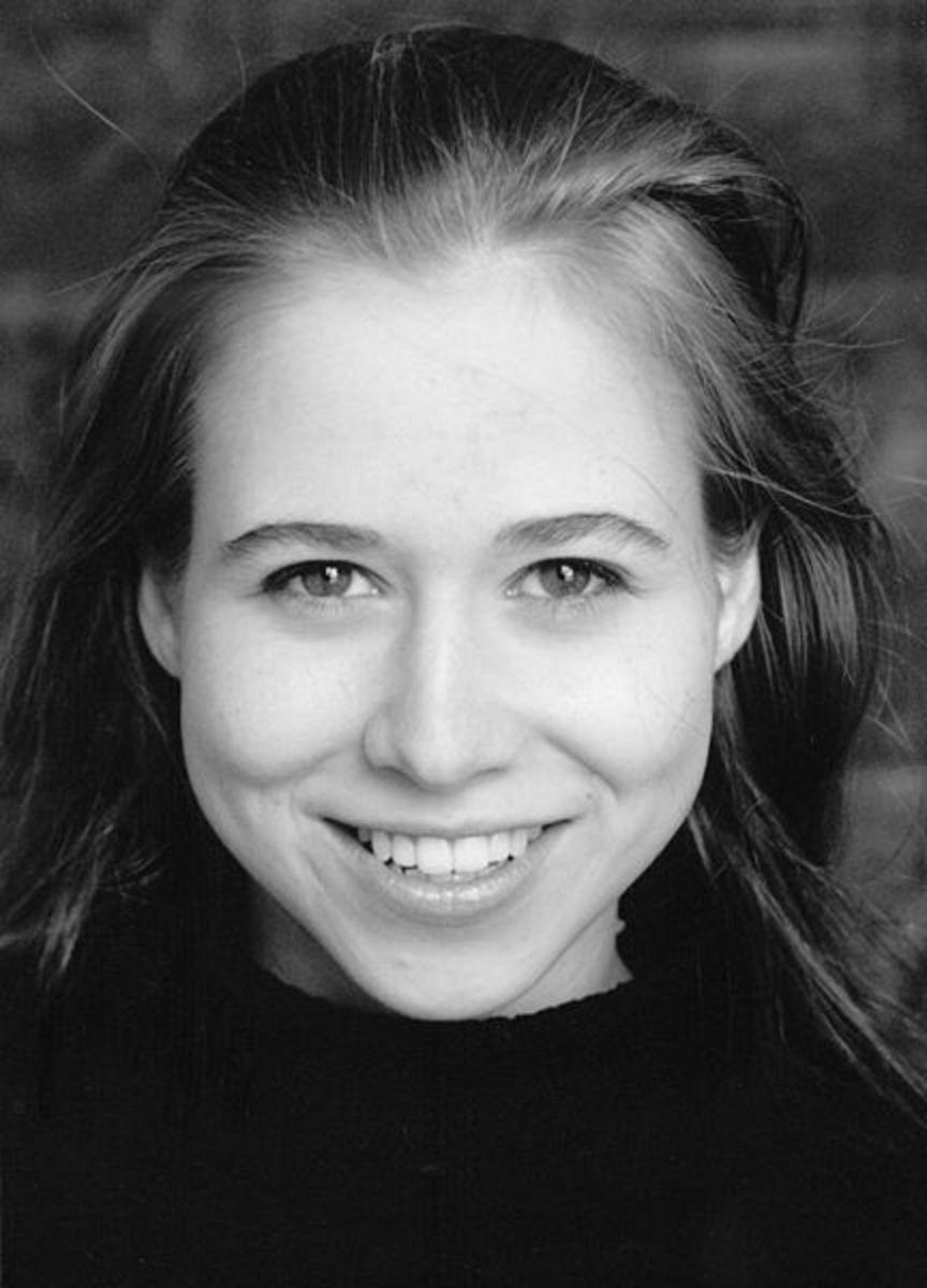 German actress Anne Breitfeld