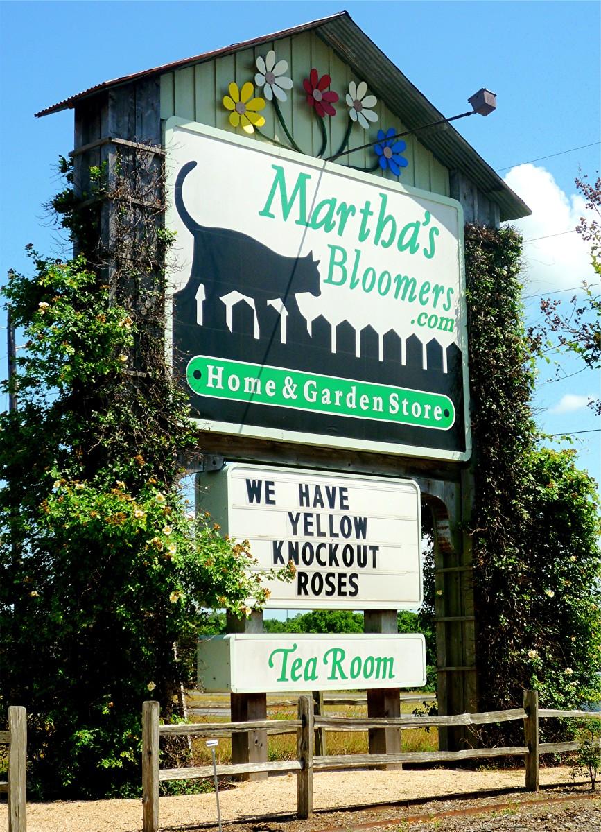 Martha's Bloomers / Navasota