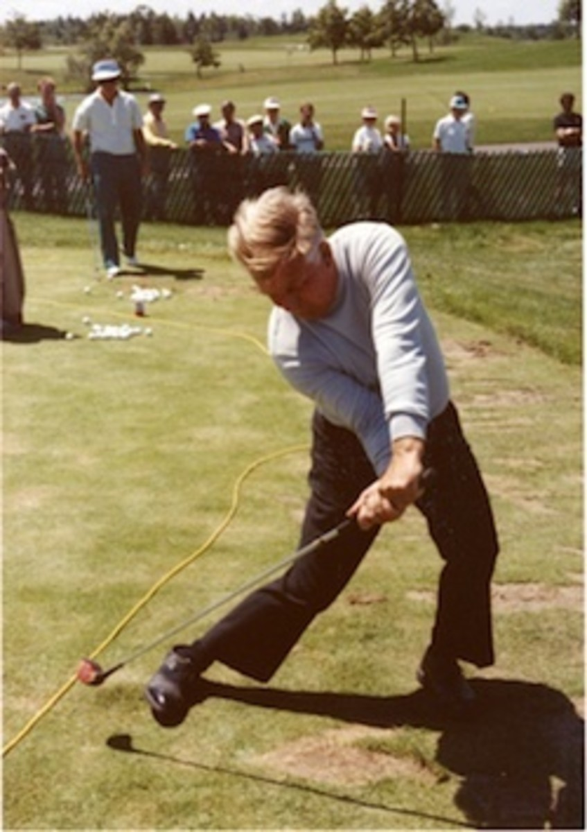 Moe Norman:  The Rain Man of Golf