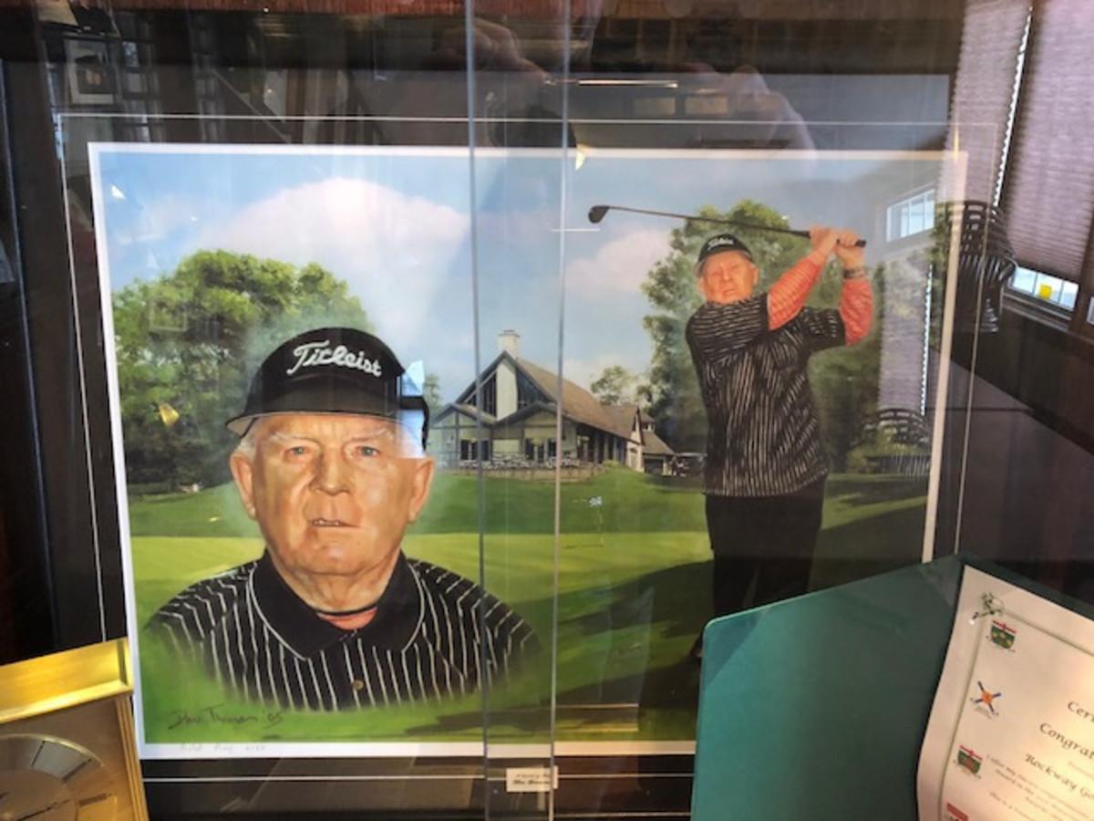 Moe's Room Rockway Golf Club