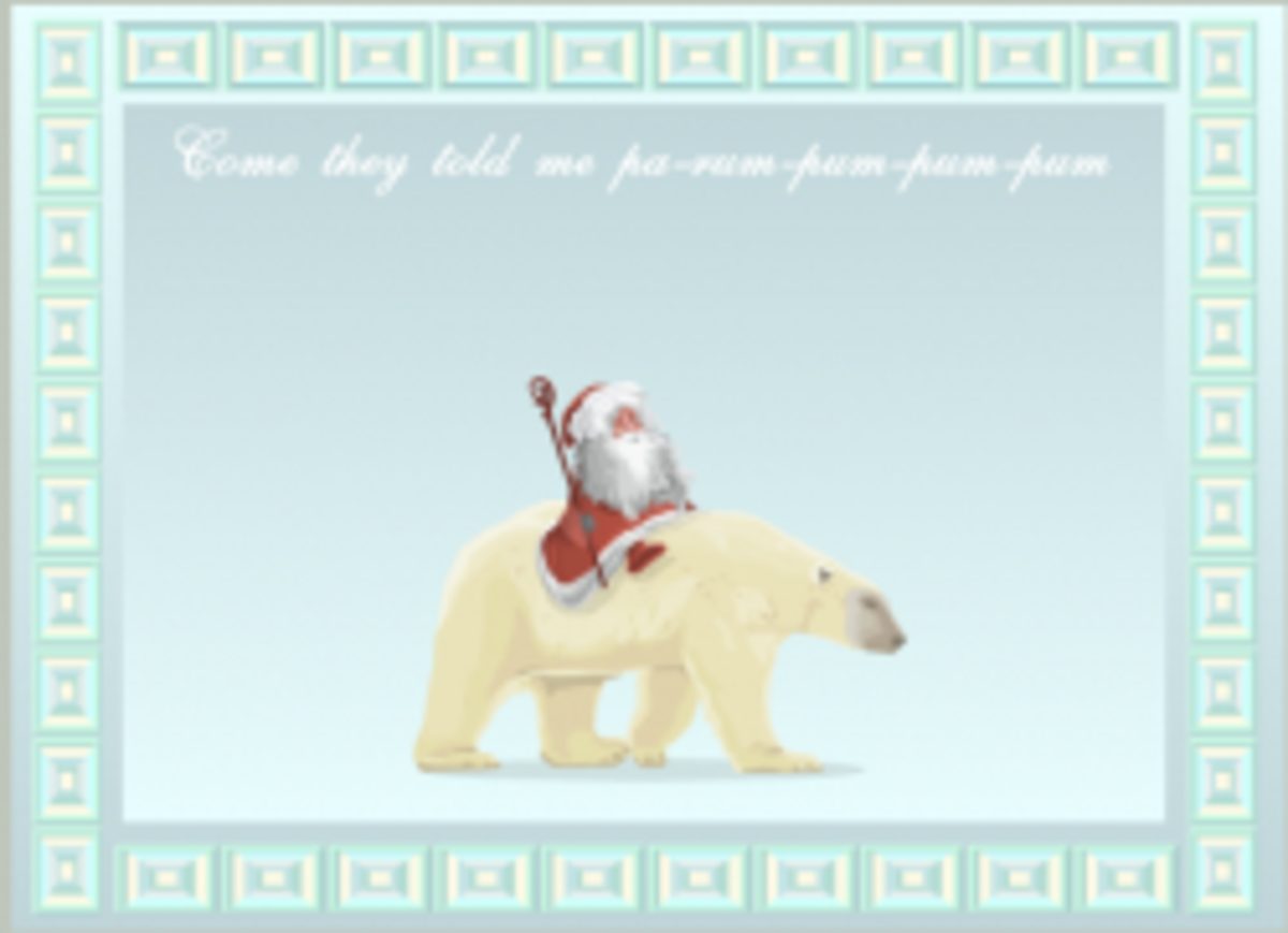 Free Animated Christmas Cards