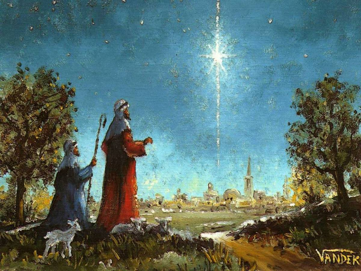 "Matthew 2: 1Now after Jesus was born in Bethlehem of Judea in the days of Herod the king, magi from the east arrived in Jerusalem, saying, 2""Where is He who has been born King of the Jews? For we saw His star in the east and have come to worship Him."