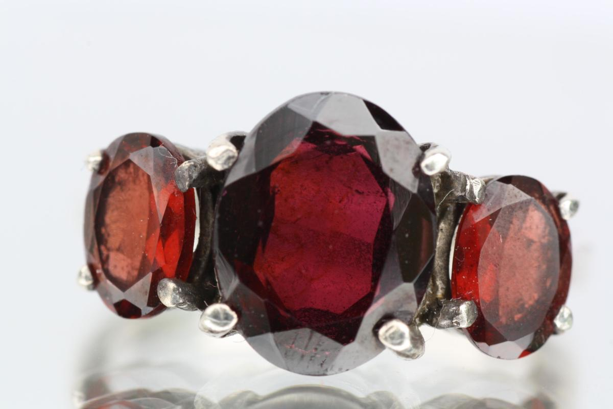 Anthrax(Garnet) or Jacynth - the Fourth Stone in Aaron's Breastplate