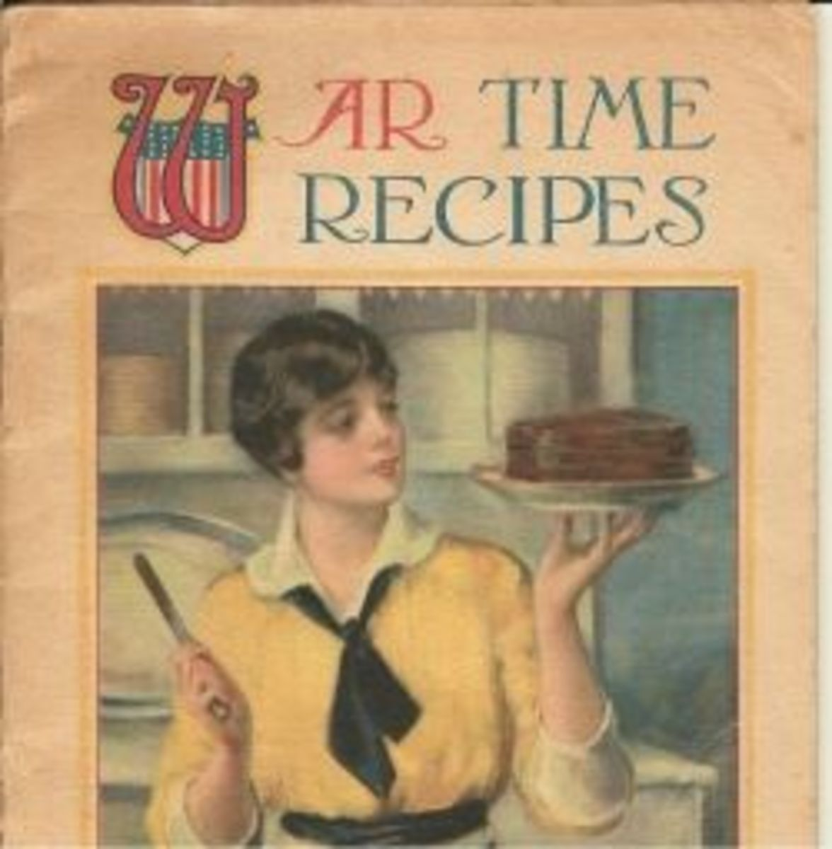 Wheat Free Baking from WWI
