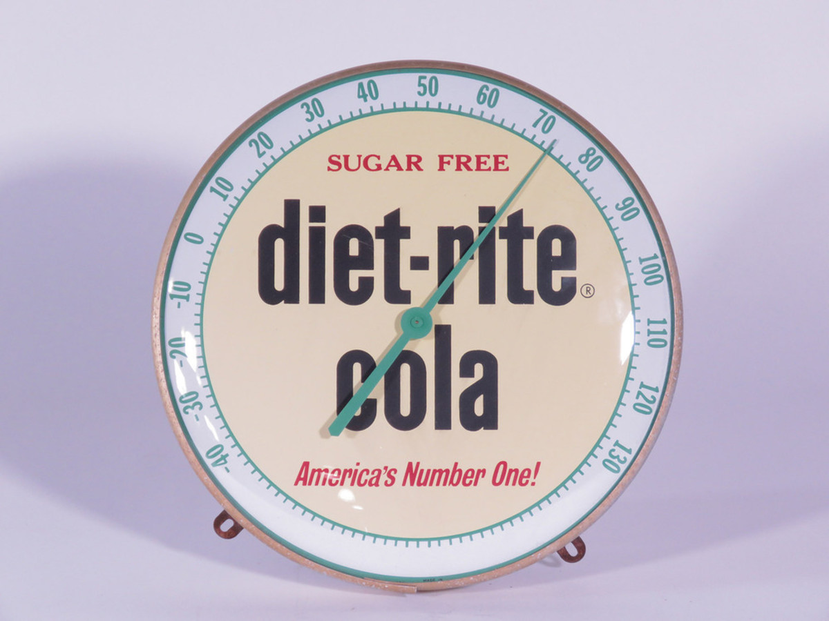 In 1962, Diet Rite—the world's first sugar-free soft drink—was a favorite beverage.