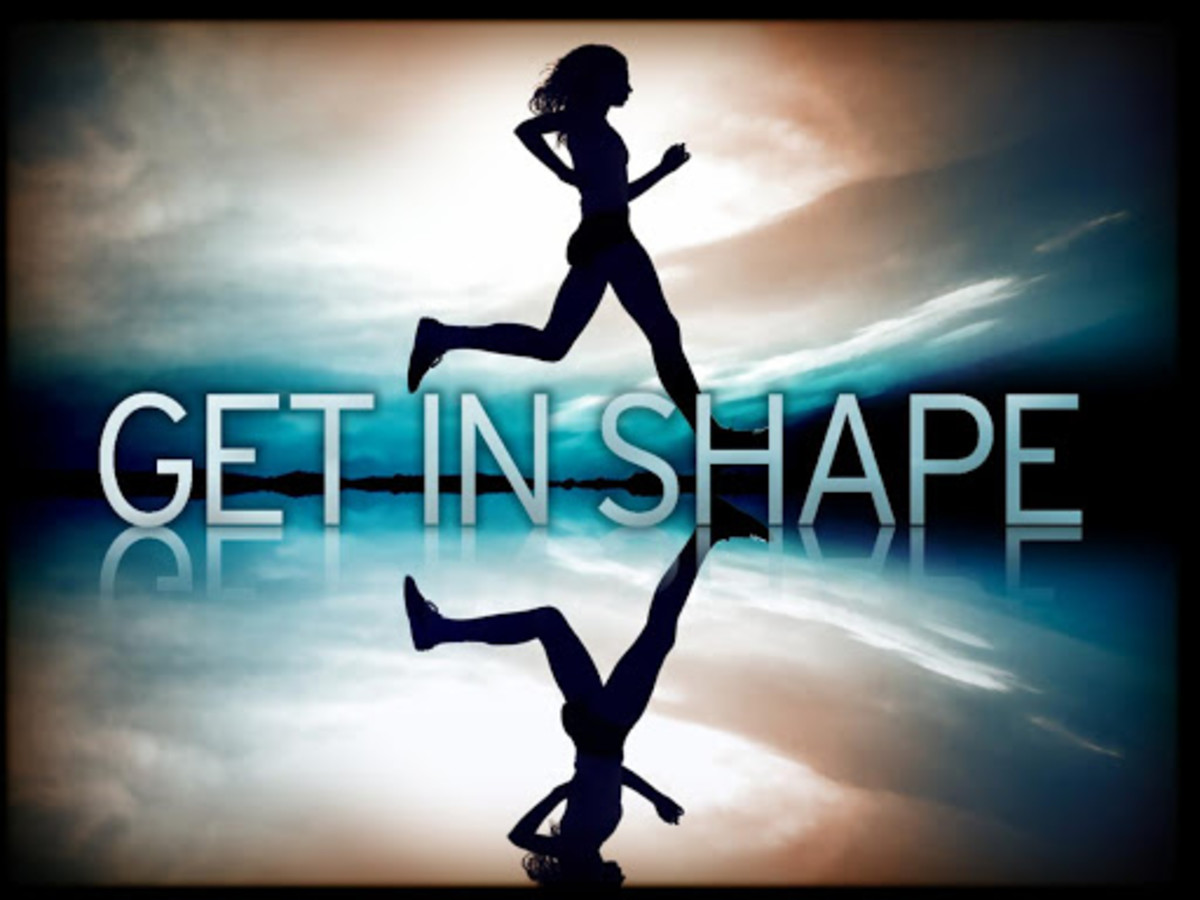 How to Get in Shape and Stay Healthy