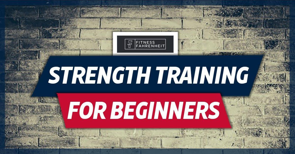 Strength-Training for Beginners