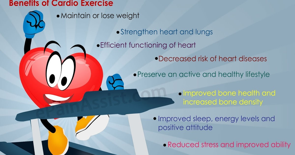 Benefits of Cardio Workout
