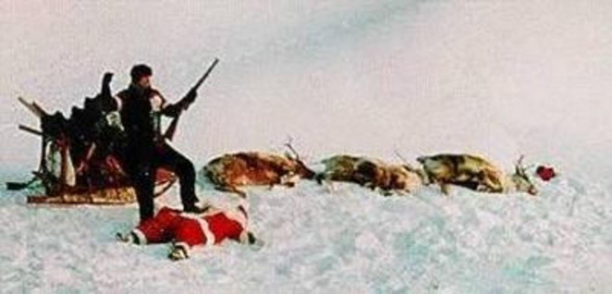 23 - The Reindeer Hunter