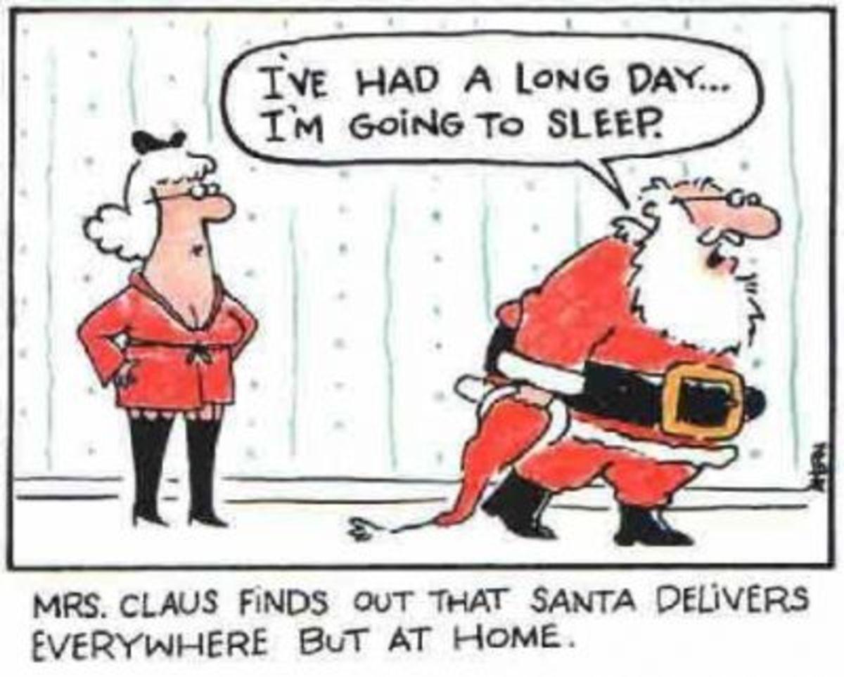21 - Santa Delivers
