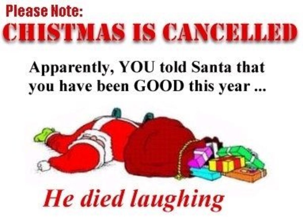 02 - Christmas Is Cancelled
