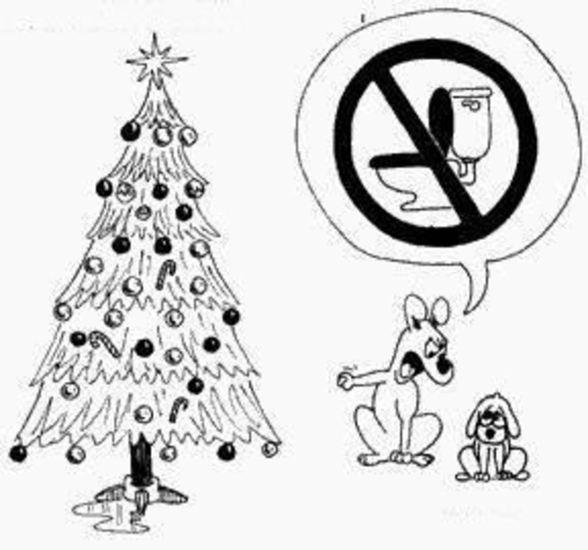 12 - Not On The Christmas Tree