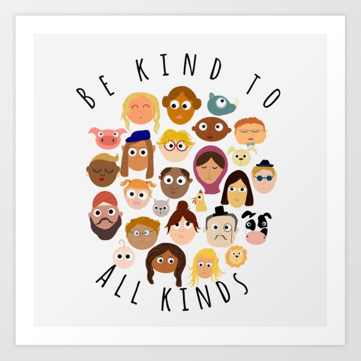 In A #COVID World Full Of Fear And Anger, Can't We Be Kind?