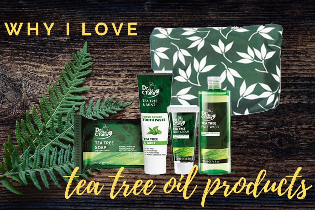 FARMASi offers tea tree oil as part of its product line.