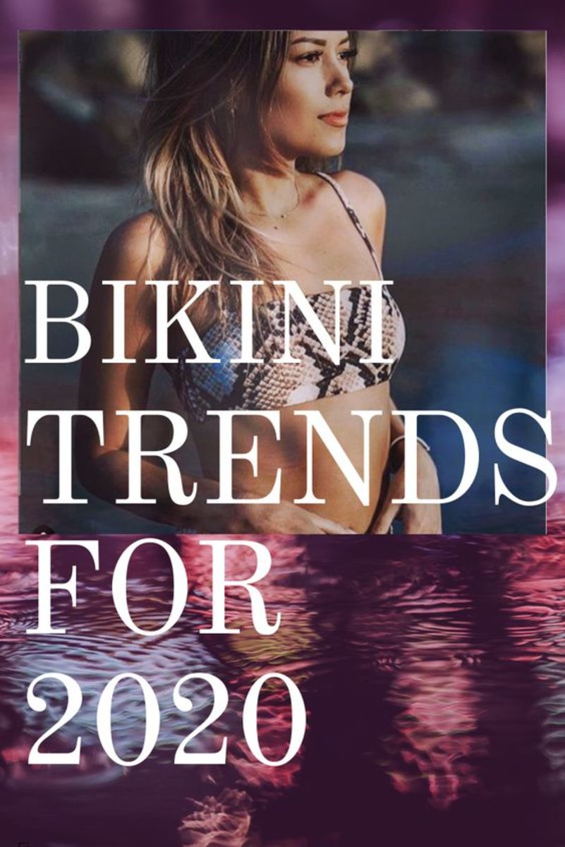 Bikini Trends for 2020