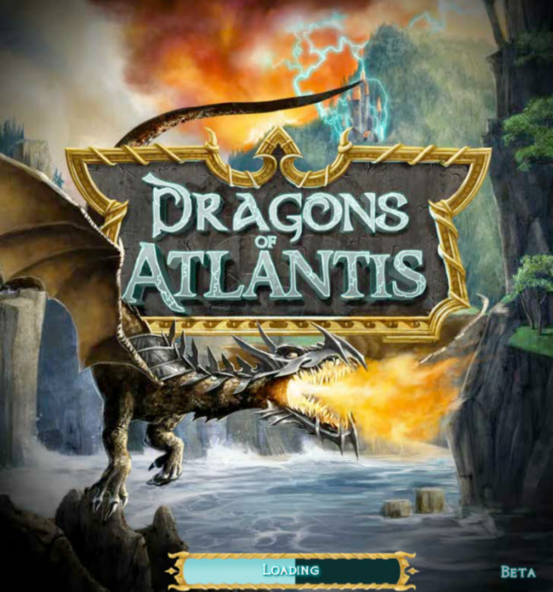 Dragons of Atlantis Start Up Guide