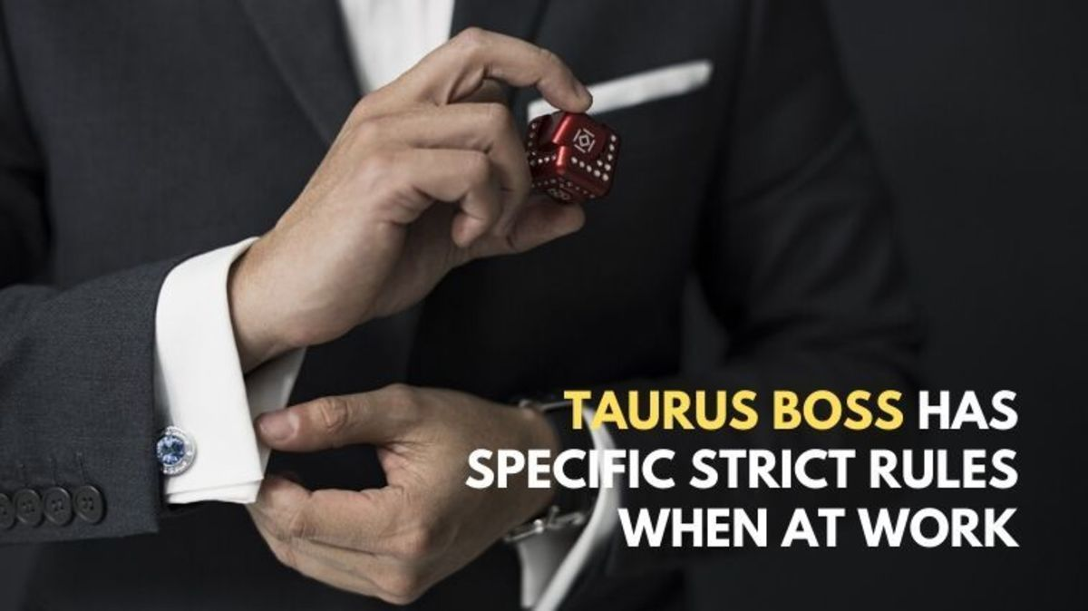 Everything You Need to Know about a Taurus Boss