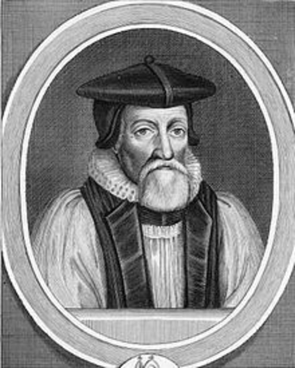 Dr. Thomas Morton Bishop of Lichfield & Coventry