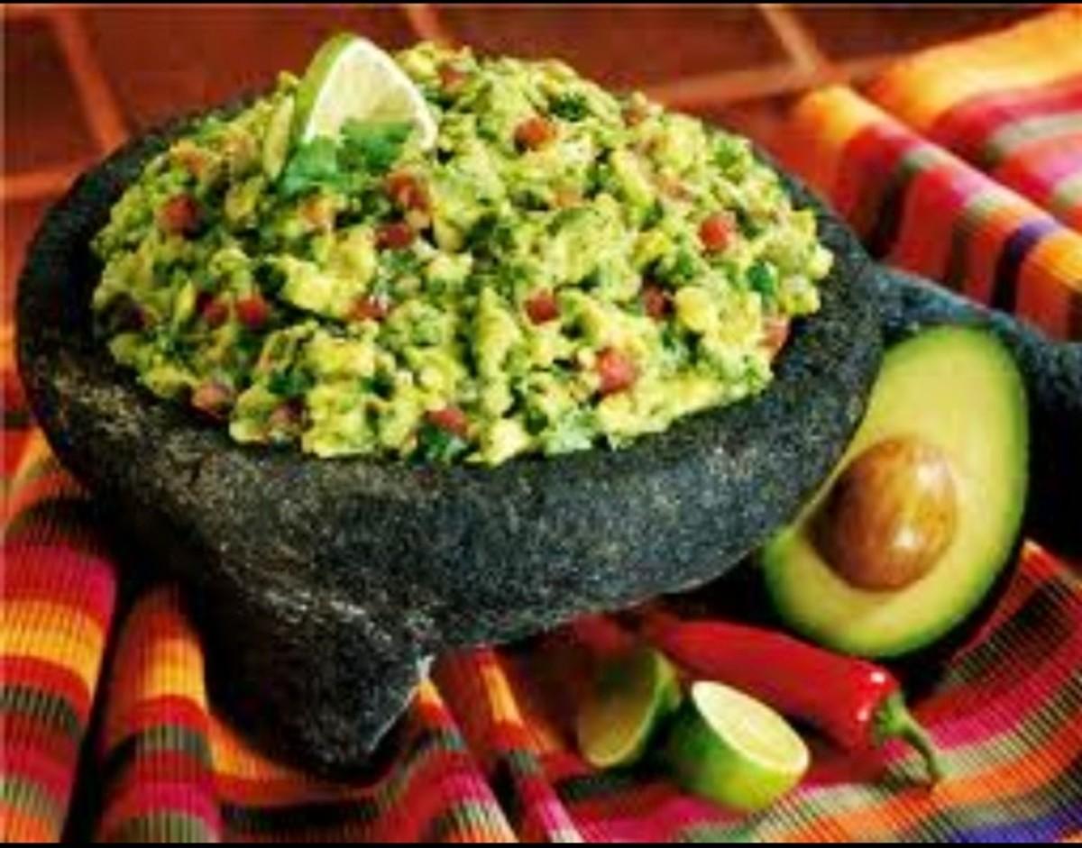 Easy Guacamole Dip Recipe